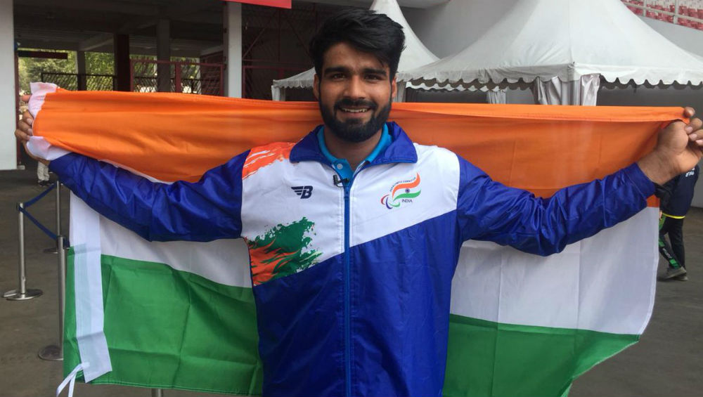 Sandeep Chaudhary, Sumit Antil Qualify for Tokyo 2020 Paralympics, Indian Javelin Throwers Finish at Top Two in World Para Athletics Championships 2019