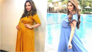 Sania Mirza's Maternity Fashion Gives Ultimate Style Goals To All Expecting Mothers (See Pics)
