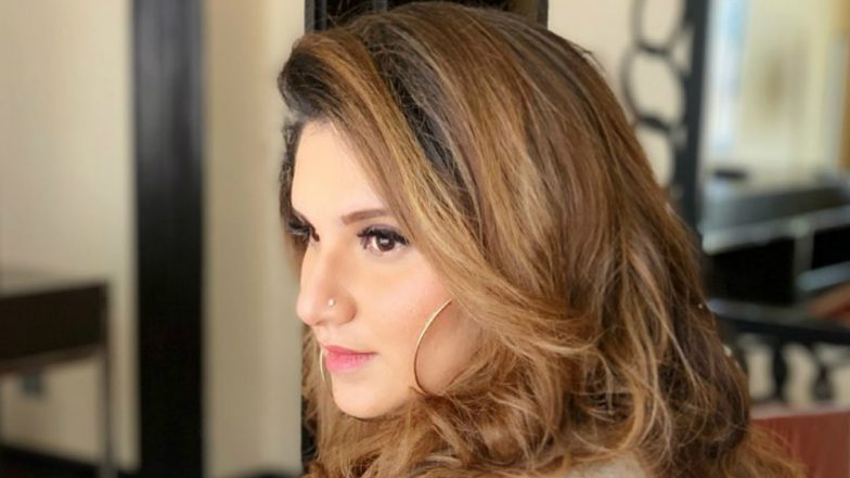 Sania Mirza Has a Beautiful Message For Her Baby in This Heartfelt Video