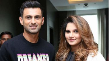 Shoaib Malik Clears Rumours of Sania Mirza Giving Birth to Baby Boy, Advises Not to Believe Everything on the Internet