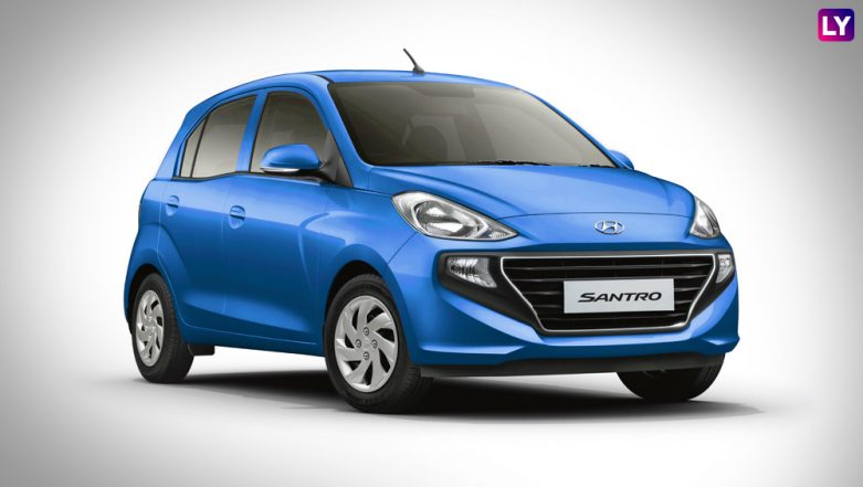 New Hyundai Santro 2018 To Be Launched in India Tomorrow; Expected Price, Interior, Images, Colours, Features & Specifications