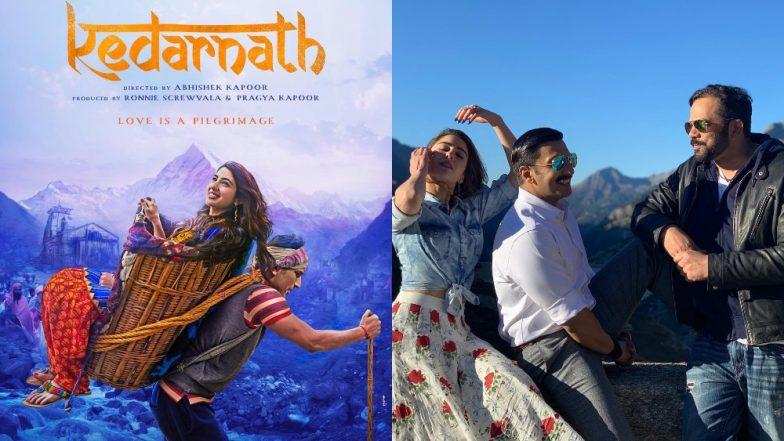 Sara Ali Khan's Bollywood Debut To Be Kedarnath After All And Not Simmba!