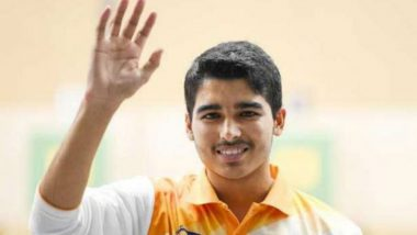 Saurabh Chaudhary Wins Gold Medal in 10m Air Pistol Event at the 2018 Summer Youth Olympic Games