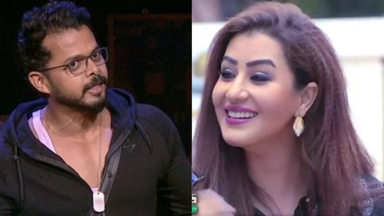 Bigg Boss 12: Shilpa Shinde Is Supporting Sreesanth, Gives This Piece Of Advice To Him