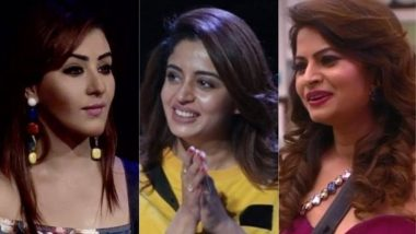 Bigg Boss 12: Shilpa Shinde, Megha Dhade and Nehha Pendse Are Going to Be Under One Roof and We Can See the TRPs Soaring