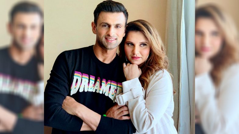 Sania Mirza - Shoaib Malik Blessed With a Boy, Pakistan Cricketer Announces Baby's Arrival, Thanks Fans For Wishes on Twitter