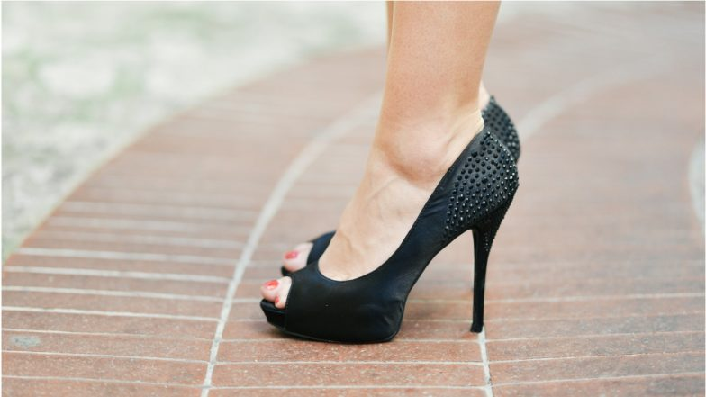 Side Effects of Wearing High Heels: Can Cause Osteoarthritis At An Early Age, Suggests AIIMS Experts