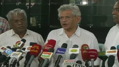 Sabarimala Protests Similar to Babri Masjid Demolition, RSS Orchestrating Violence, Says CPM Chief Sitaram Yechury