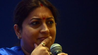 Smriti Irani Says, 'Will Quit Politics the Day Narendra Modi Decides to Hang His Boots'