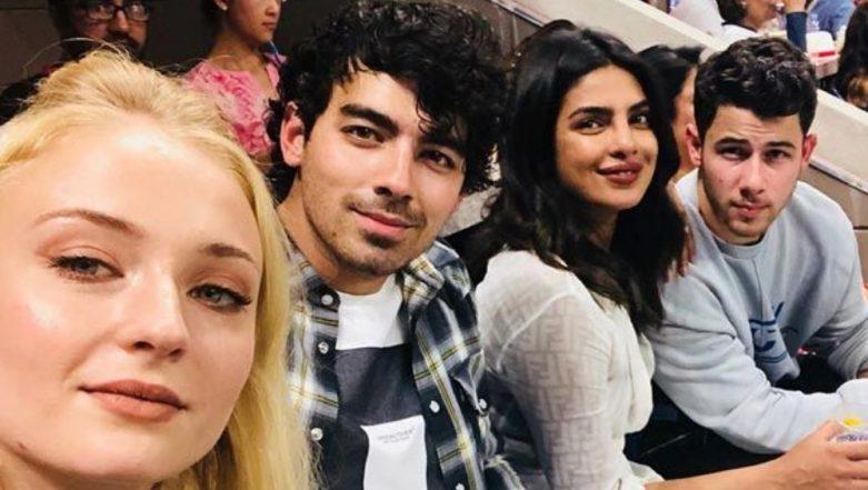 Here's What Sophie Turner Has To Say About Priyanka Chopra And Nick Jonas Tying The Knot Before Her And Joe Jonas