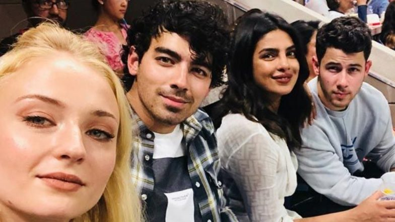 Here's What Sophie Turner Has To Say About Priyanka Chopra And Nick Jonas Tying The Knot Before Her And Joe Jonas