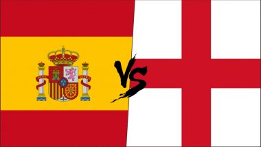 Spain vs England, 2018–19 UEFA Nations League Free Live Streaming Online: Get Match Telecast Time in IST and TV Channels to Watch in India