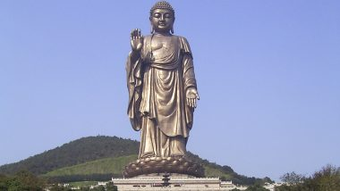 After 'Statue of Unity' Gujarat Government Plans to Build 80-Feet Tall Lord Buddha Statue
