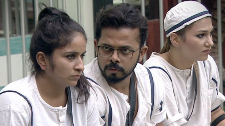 Bigg Boss 12: Sreesanth Does The Unbelievable After Seeing His Wife's Video Message