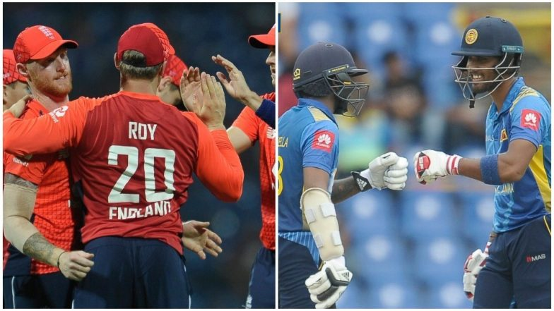 Live Cricket Streaming of England vs Sri Lanka 2018: Check Live Cricket Score, Watch Free Telecast of ENG vs SL ODI Match at Colombo on TV & Online