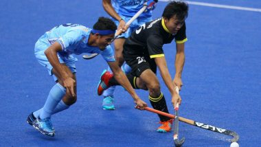 Sultan of Johor Cup 2018: Indian Junior Men's Hockey Team Beat Japan 1–0