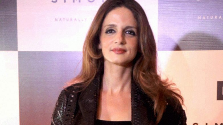 #MeToo in Bollywood: Sussanne Khan Takes Neutral Stance, Says 'Women Shouldn't Make False Allegations Without Evidence'