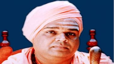 Siddalinga Swamiji of Tontadarya mutt in Gadag Dies Following Cardiac Arrest