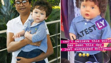 Taimur Ali Khan Dolls are Being Sold in Kerala and This Pic is Proof that Taimur- Mania Is at It's Peak!