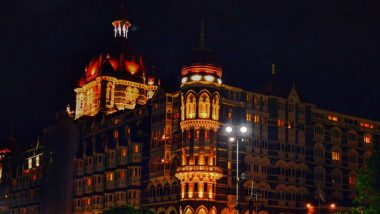 Taj Hotel in Mumbai Receives Bomb Threat Call, Mumbai Police Tightens Security Outside the Iconic Hotel