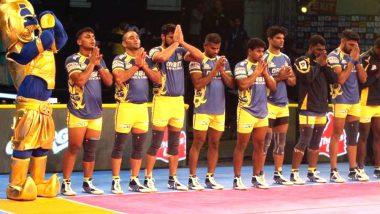Tamil Thalaivas vs Telugu Titans, PKL 2018-19 Match Live Streaming & Telecast Details: When & Where To Watch Pro Kabaddi League Season 6 Match Online on Hotstar & TV?