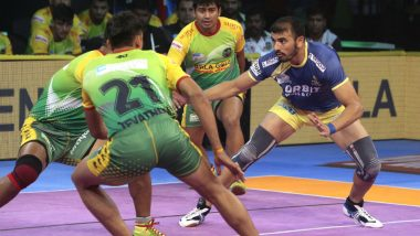 PKL 2018-19 Today's Kabaddi Matches: Schedule, Start Time, Live Streaming, Scores and Team Details of October 27 Encounters!