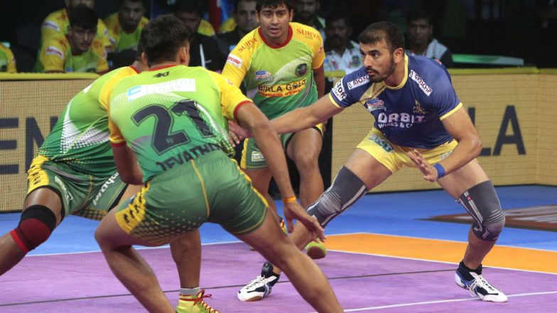 PKL 2018-19 Today's Kabaddi Matches: Schedule, Start Time, Live Streaming, Scores and Team Details of December 04 Encounters!