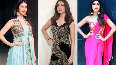 Style Diaries of This Week: Warina Hussain, Shilpa Shetty Best-Dressed and Anushka Sharma Worst-Dressed