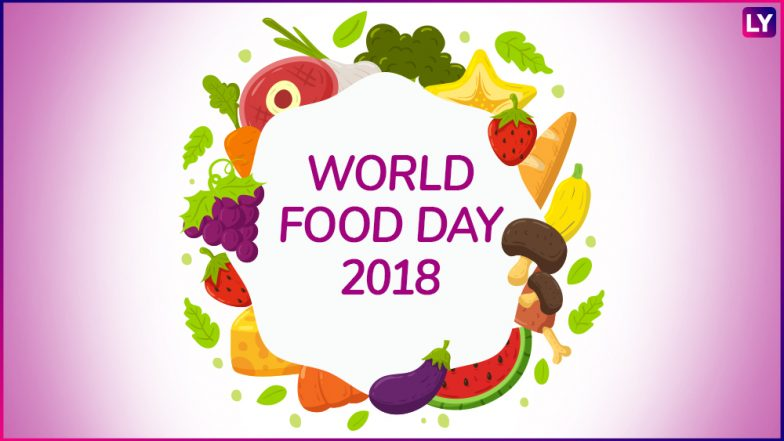World Food Day 2018 Quotes: These Famous Sayings Will Give You Food For Thought to Eradicate Hunger
