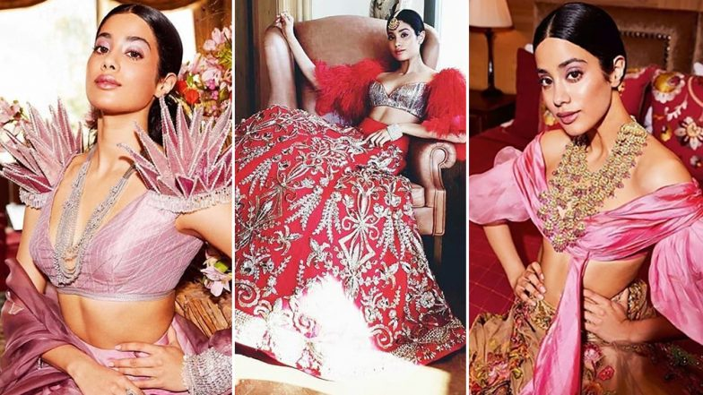 Janhvi Kapoor's Queenly Grace Is Well Highlighted in Her Recent Photoshoot – View Pics