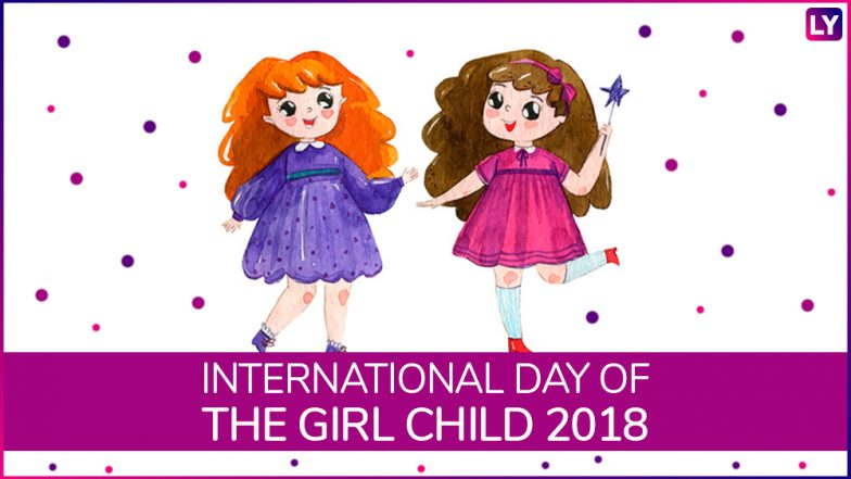 International Day Of The Girl Child 2018 Inspiring Quotes About