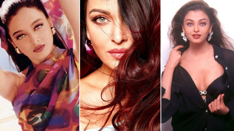 Birthday Special: You Cannot Afford to Miss These Pics of Aishwarya Rai Bachchan From Her Modelling Days