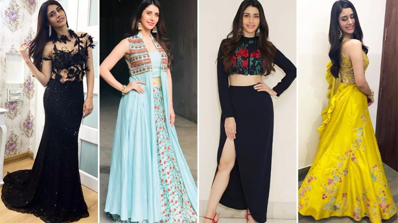 Warina Hussain Deserves a Round of Applause for Her Effortless Styling for Loveyatri Promotions