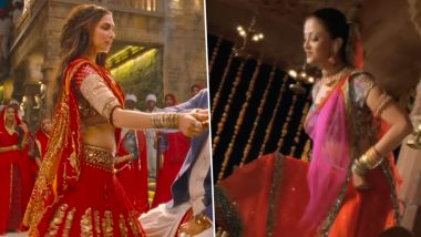 Navratri 2018 Dandiya Night Style Game: Get Inspired by These Bollywood Divas to Amp Your Fashion Quotient This Garba Season