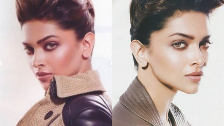 Have You Seen Deepika Padukone With Her New Short Boy Cut Hairdo? View Pics