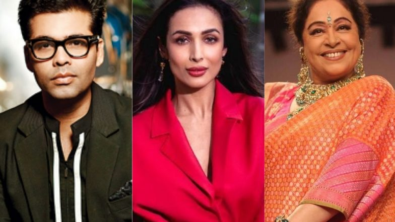Malaika Arora Asks Karan Johar to Shut Up, While Kirron Kher Tells It's Okay to Be Homo – Watch Hilarious Videos From IGT