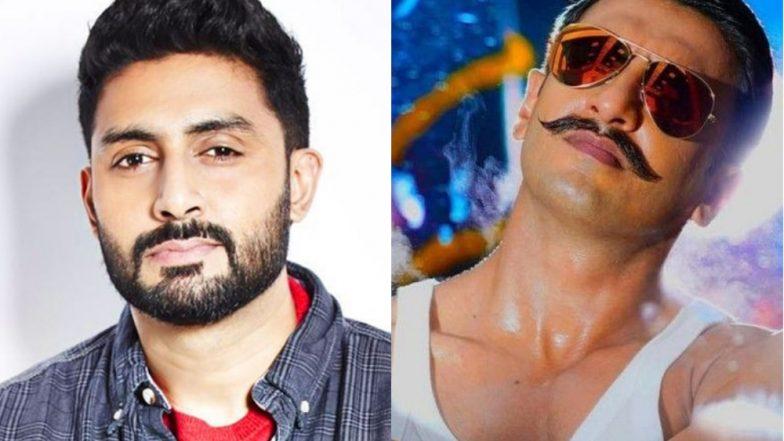 Abhishek Bachchan Refused to Play Villain in Ranveer Singh's Simmba – Details Inside