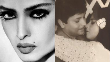 Rekha Had Her #MeToo Moment When Her Anjana Safar Co-Star Biswajeet Chatterjee Forcibly Kissed the 15 Year Old Actress
