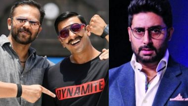 Simmba Director Rohit Shetty UPSET With Abhishek Bachchan – Here's Why