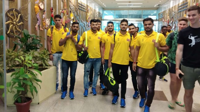 Telugu Titans vs Haryana Steelers, PKL 2018-19, Match Live Streaming and Telecast Details: When and Where To Watch Pro Kabaddi League Season 6 Match Online on Hotstar and TV?