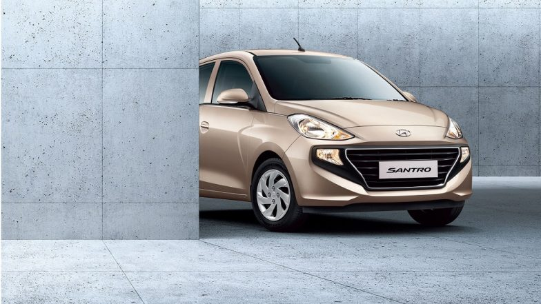 2018 Hyundai Santro 'Family Car' Officially Unveiled; To Be Launched in India on October 23