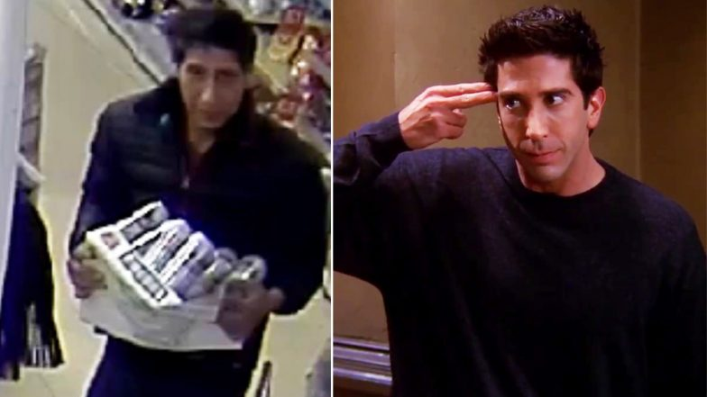 Thief Looks Like Ross Geller and People Cannot Keep Calm While British Police Are on the Lookout