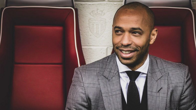 Former French Star Thierry Henry Appointed As The New Head Coach of AS Monaco
