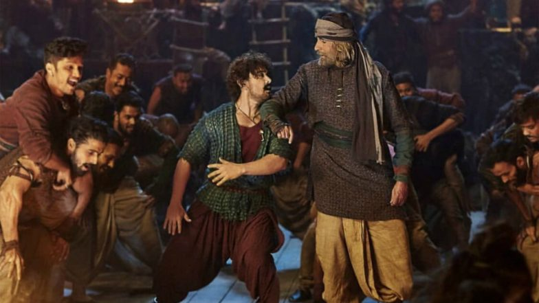Movies This Week: Thugs of Hindostan – 5 Reasons Why You Should Watch the Aamir Khan-Amitabh Bachchan Starrer Action Adventure