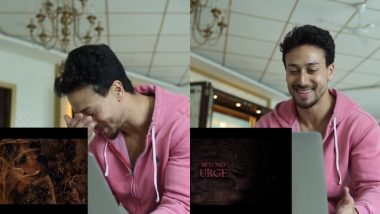 Tumbbad Live Review: Tiger Shroff Is Spooked, Amused And Can't Wait For The Movie!