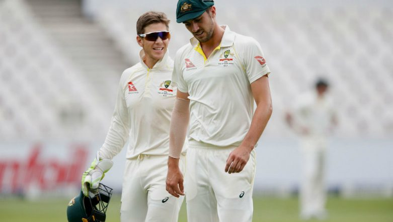 Australia vs Pakistan Test Series 2018: 'Great Opportunity' for Australia's New Boys, Says Captain Tim Paine Ahead of UAE Tour!