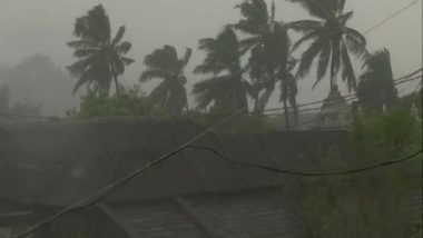 Cyclone Pubak Makes Landfall in Andaman And Nicobar Islands; People Advised Not To Venture Into Sea Till January 7