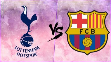 Tottenham Hotspurs vs Barcelona, UEFA Champions League Live Streaming Online: How to Get CL 2018–19 Match Live Telecast on TV & Free Football Score Updates in Indian Time?