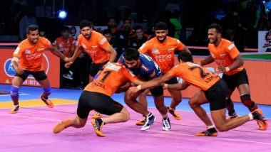 Haryana Steelers vs U Mumba, PKL 2018-19 Match Live Streaming & Telecast Details: When & Where To Watch Pro Kabaddi League Season 6 Match Online on Hotstar & TV?