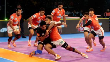 U Mumba vs Jaipur Pink Panthers, PKL 2018-19 Match Live Streaming & Telecast Details: When & Where To Watch Pro Kabaddi League Season 6 Match Online on Hotstar & TV?